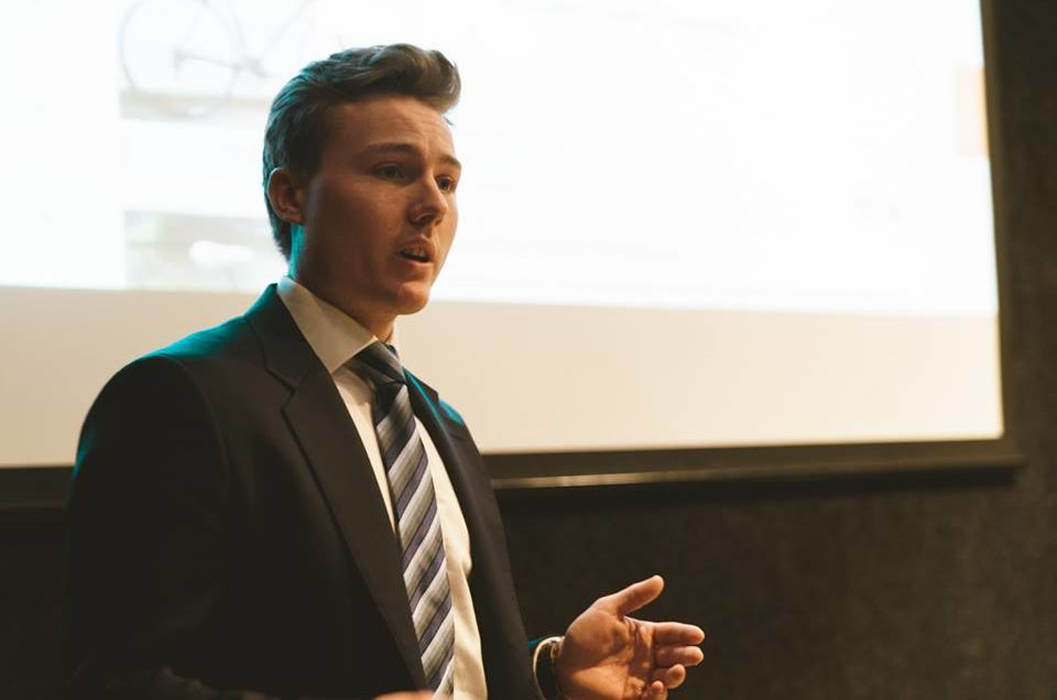 TheBulletin – Sam Vynckier is Belgium's Student Entrepreneur of the Year