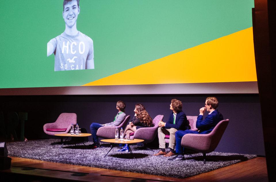 La Libre: Le meilleur jeune entrepreneur de Belgique et la start-up la plus innovante du pays sont…