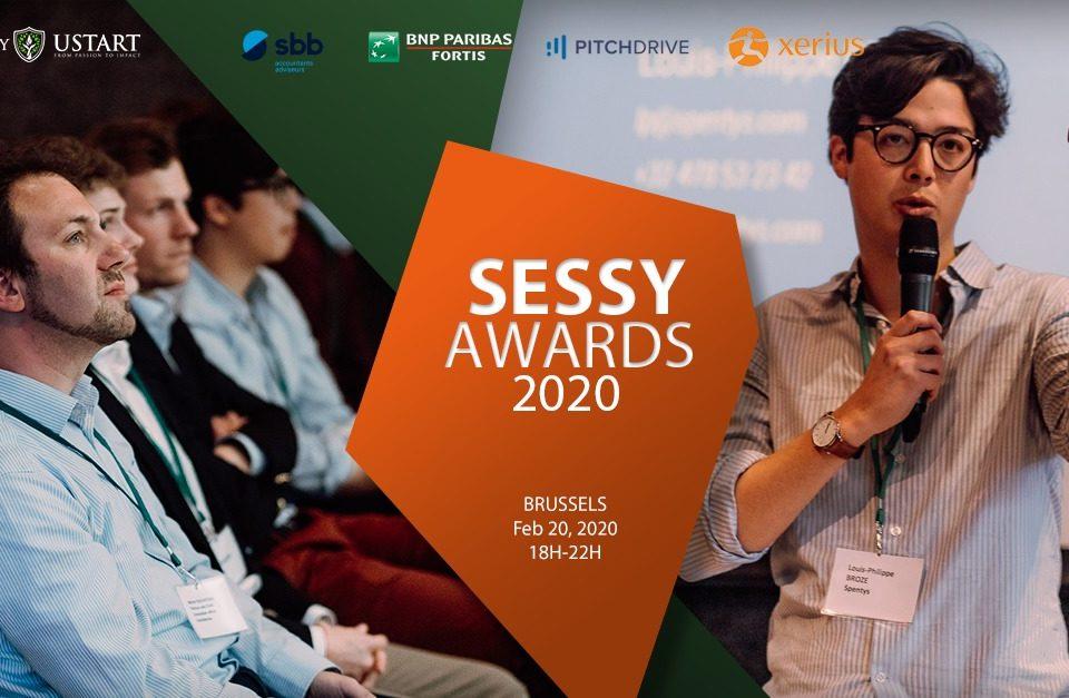 Vlaio : SESSY 2020 Awards voor ondernemende studenten